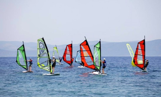 Windsurfing In Kos