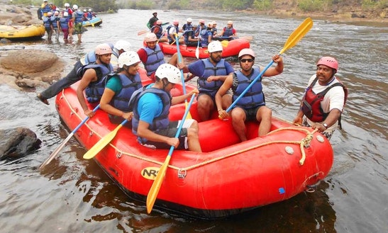 Rafting In Vaitarna