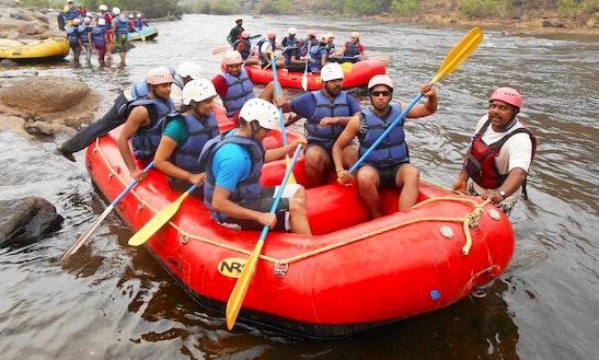 Rafting In Vaitarna
