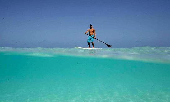 Paddleboard Rental & Lessons In Pembroke, Bermuda