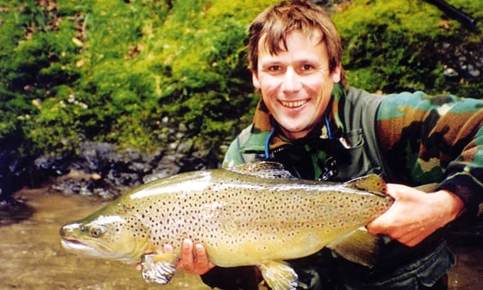 Fishing Trips in Taupo, New Zealand