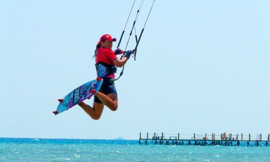 Hourly Kiteboarding Rides In Tp. Phan Thiết, Vietnam