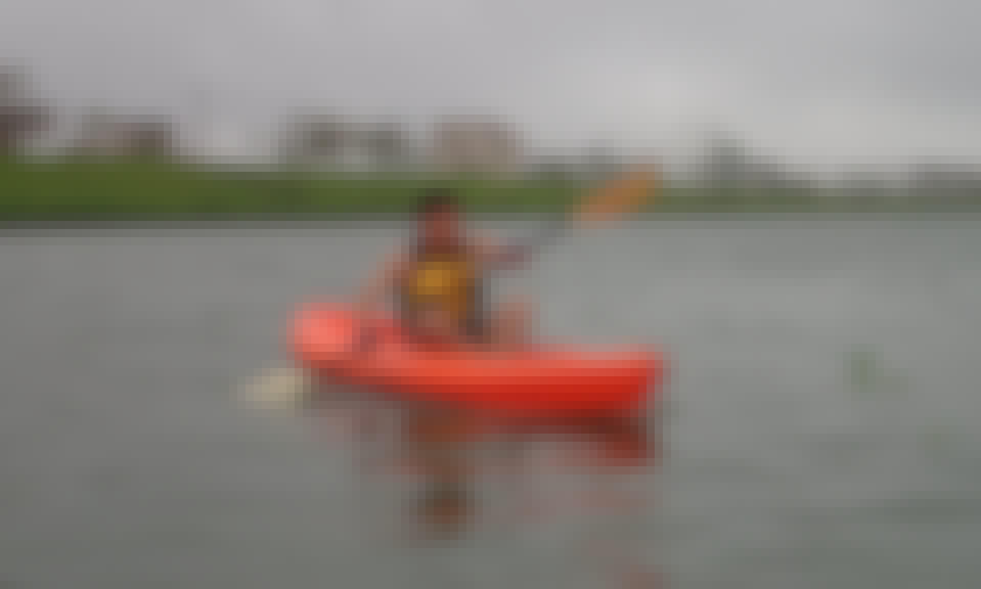 Single Kayak Trips in Zhongli District