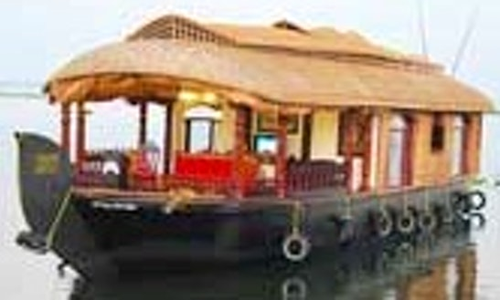 Alleppey Deluxe House Boat Hire In Ernakulam
