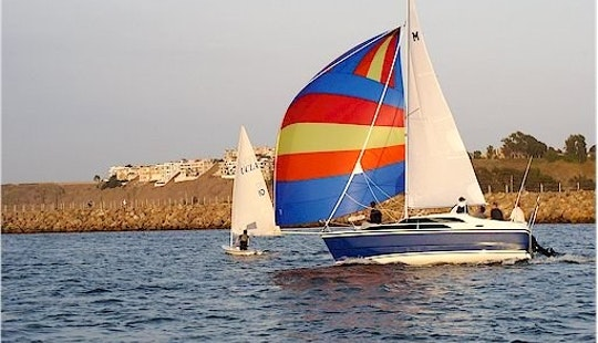 Daysailer Rental In Paralimni