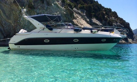 Charter 30' Sessa Marine C30 Motor Yacht In Lefkada, Greece For Up To 4 Friends