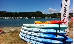 Kayak Rental in Guidel, France