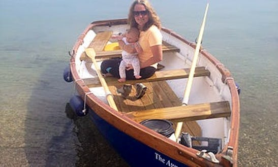 Row Boat Hire In Feock