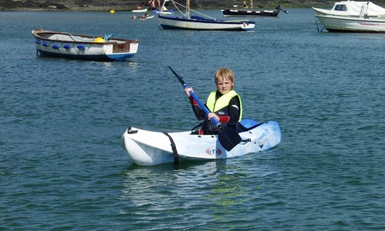 Single Kayak Hire & Lessons In Feock