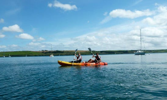 Double Kayak Hire And Lessons In Feock