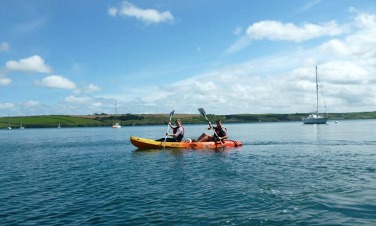 Double Kayak Hire & Lessons In Feock