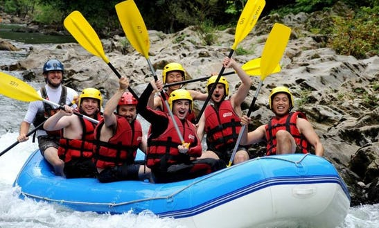 Rafting Trips In Bidarray, France