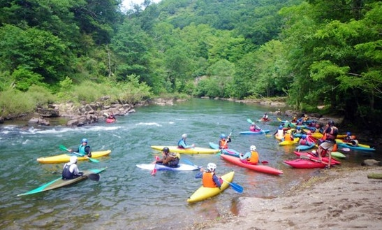 Kayak Rental & Trips In Bidarray, France