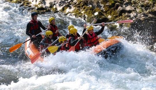 River Rafting In Bidarray