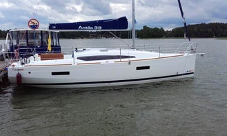"""Antila 33"" Cruising Monohull Charter in Giżycko"