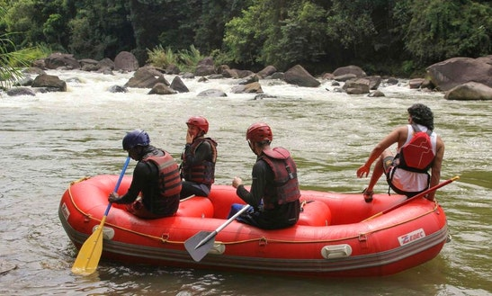 White Water Rafting Tour For 10 Years Old And Above In Kitulgala, Sri Lanka