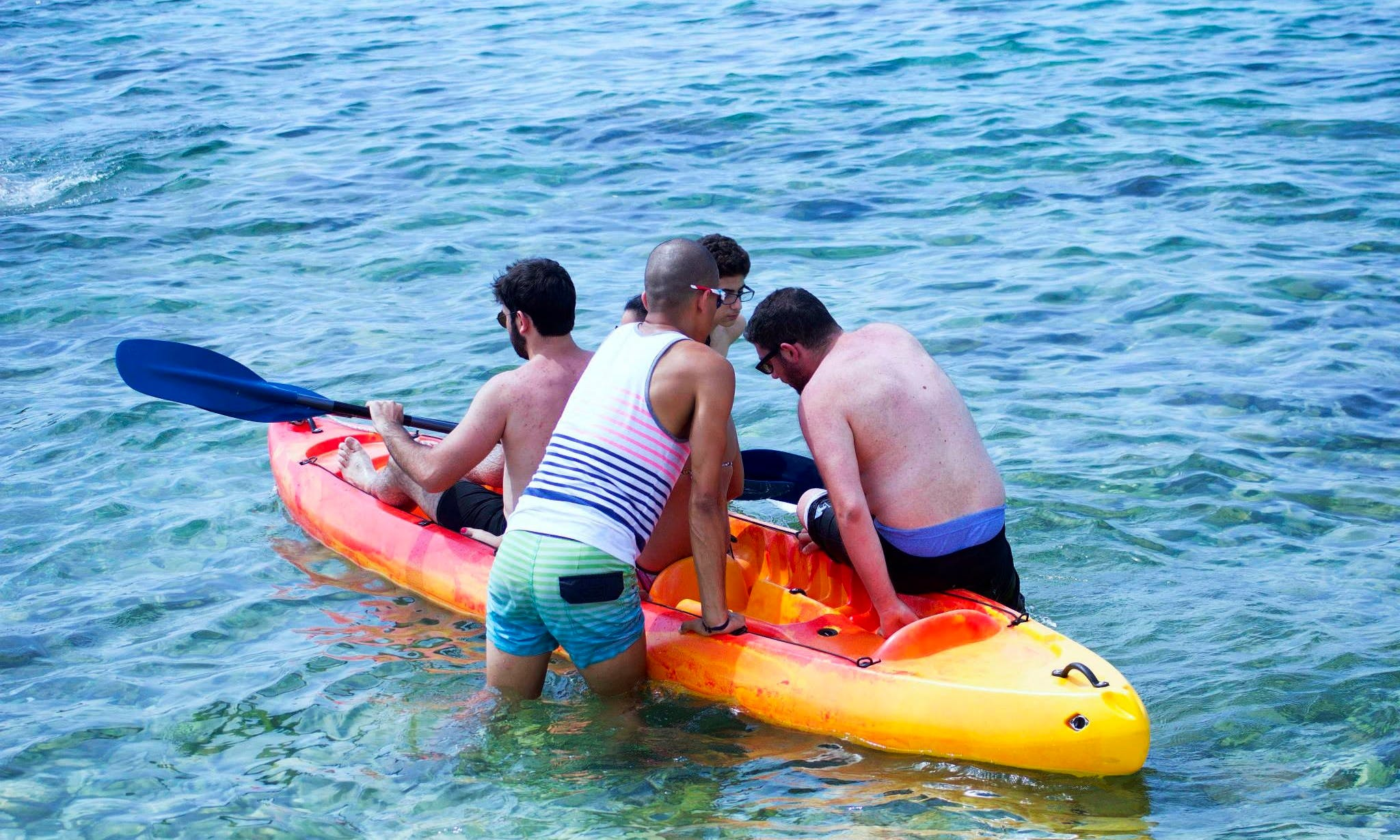 Kayak Rental in Thoum