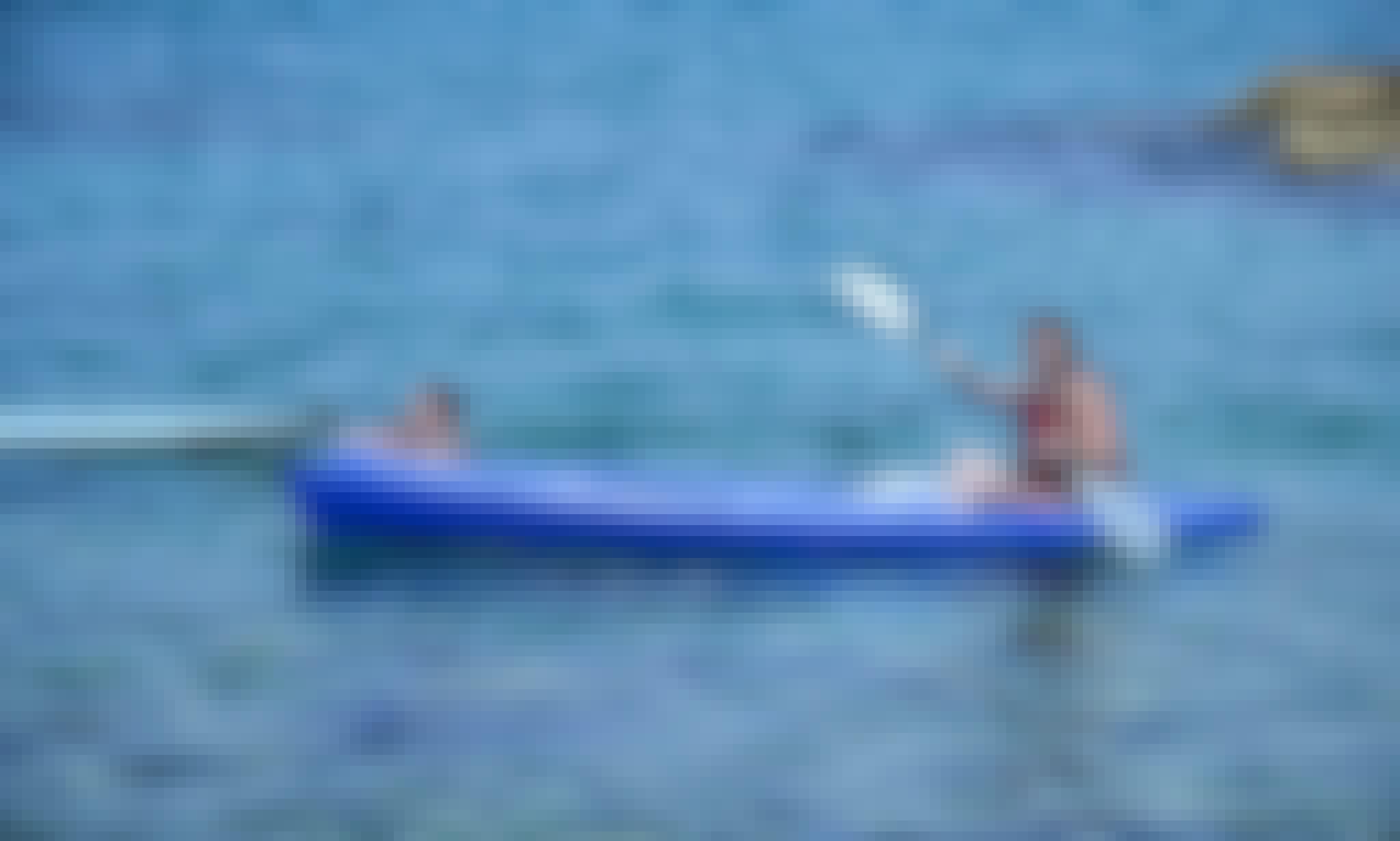Kayak Rental in Batroun, Lebanon
