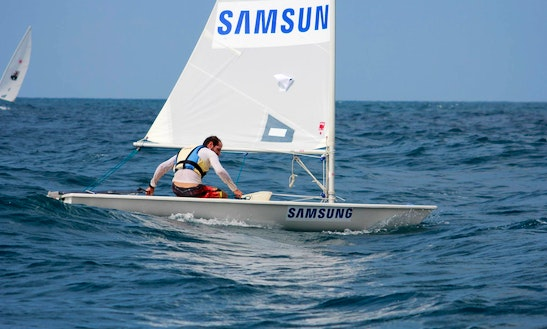 'laser Series' Rental And Sailing Lessons In Thoum