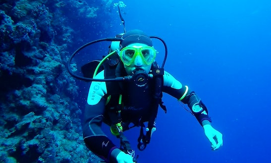 Diving Trips & Padi Courses In Banjar