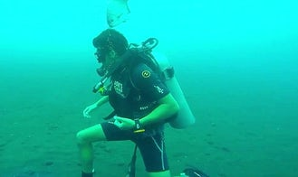 Diving School in Prague