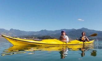 Kayak Tour at Paraty