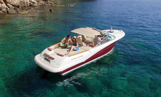 Jeanneau Runabout Charter In Dubrovnik
