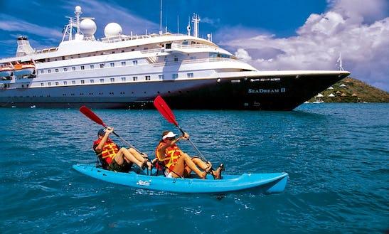 Tandem Kayak For Rent In Miami Beach, Florida