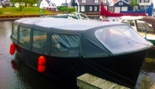 'big Boat' Hire In Huizen