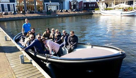 'gooische Arion' Boat Hire In Huizen