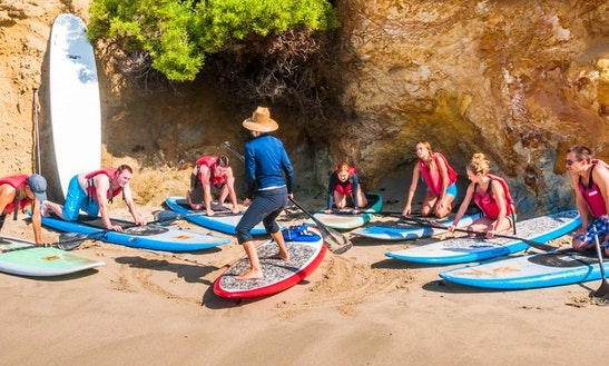 Stand Up Paddleboard Lesson & Tour In Laguna Beach