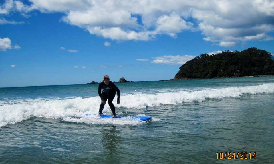Surf Lessons in Tauranga