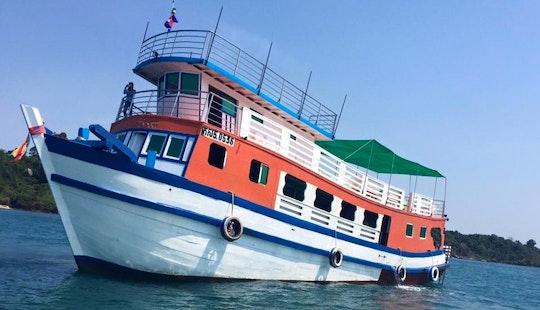 Cruising Tour In Krong Preah Sihanouk