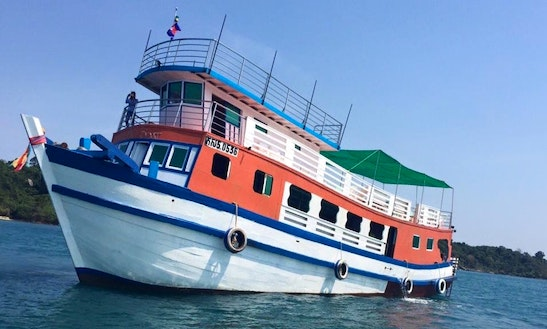 Cruising Tour In Krong Preah Sihanouk