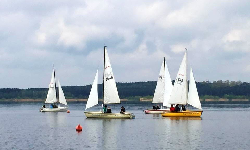 Sailing Lessons and Hire in Hilpoltstein