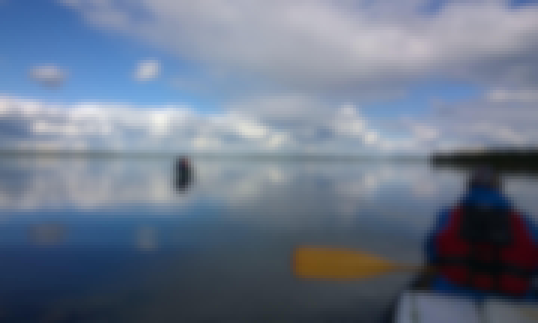 Canoe Rental in Kuusamo