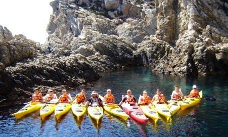 Single Kayaking Trips in Ceuta