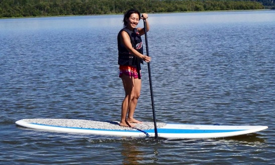 Paddleboard Rental And Lessons In Portland