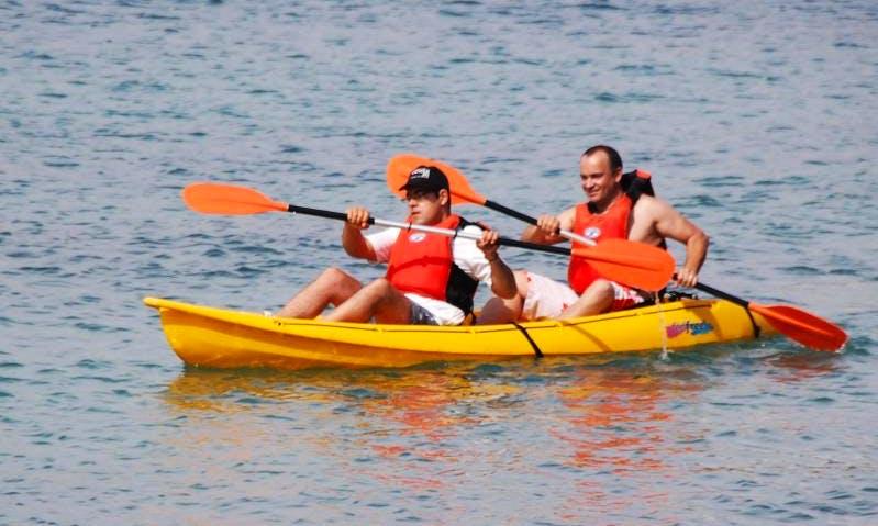 Double Kayak Trips in Ceuta