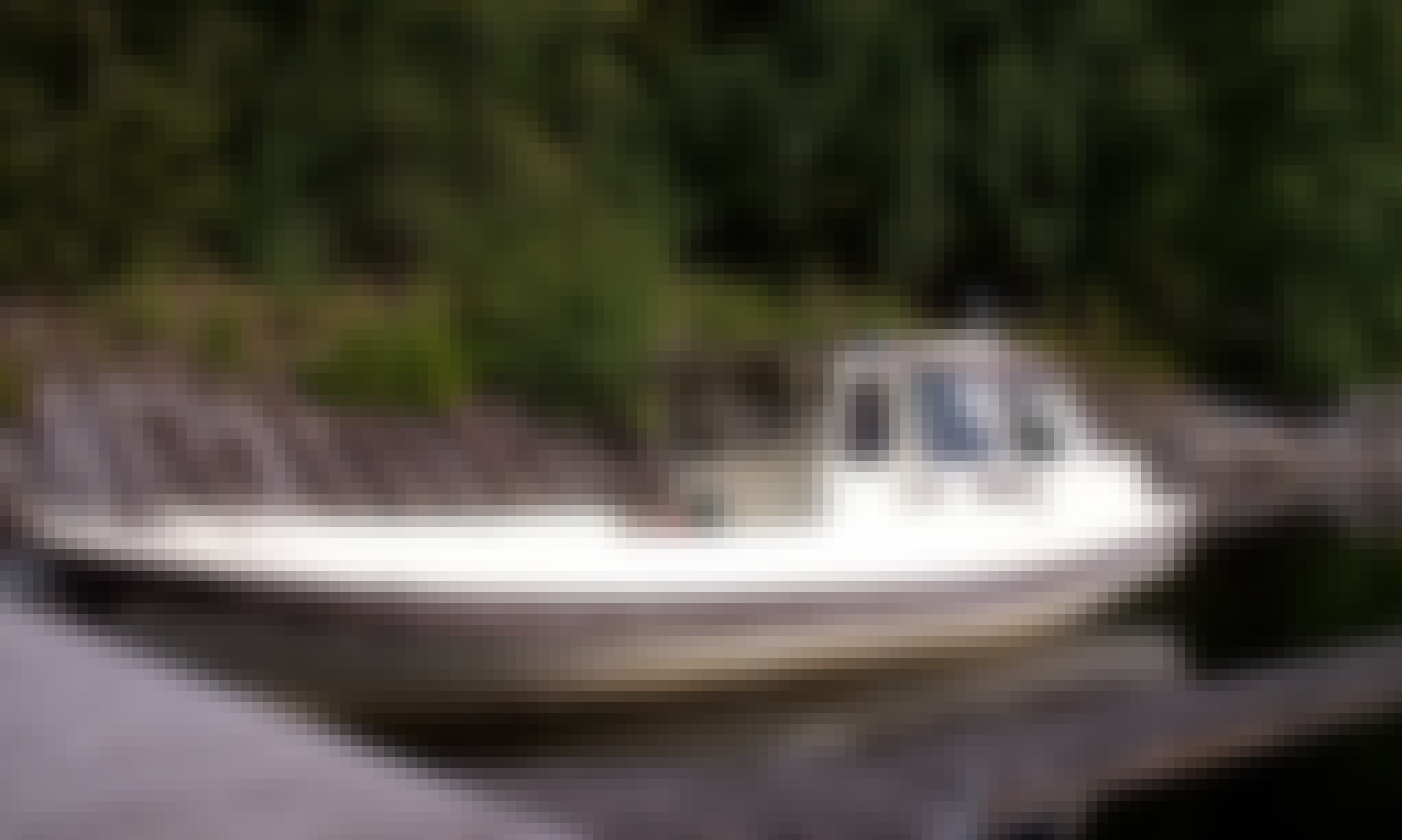 'Storm Janne' Powerboat Rental in Kajaani