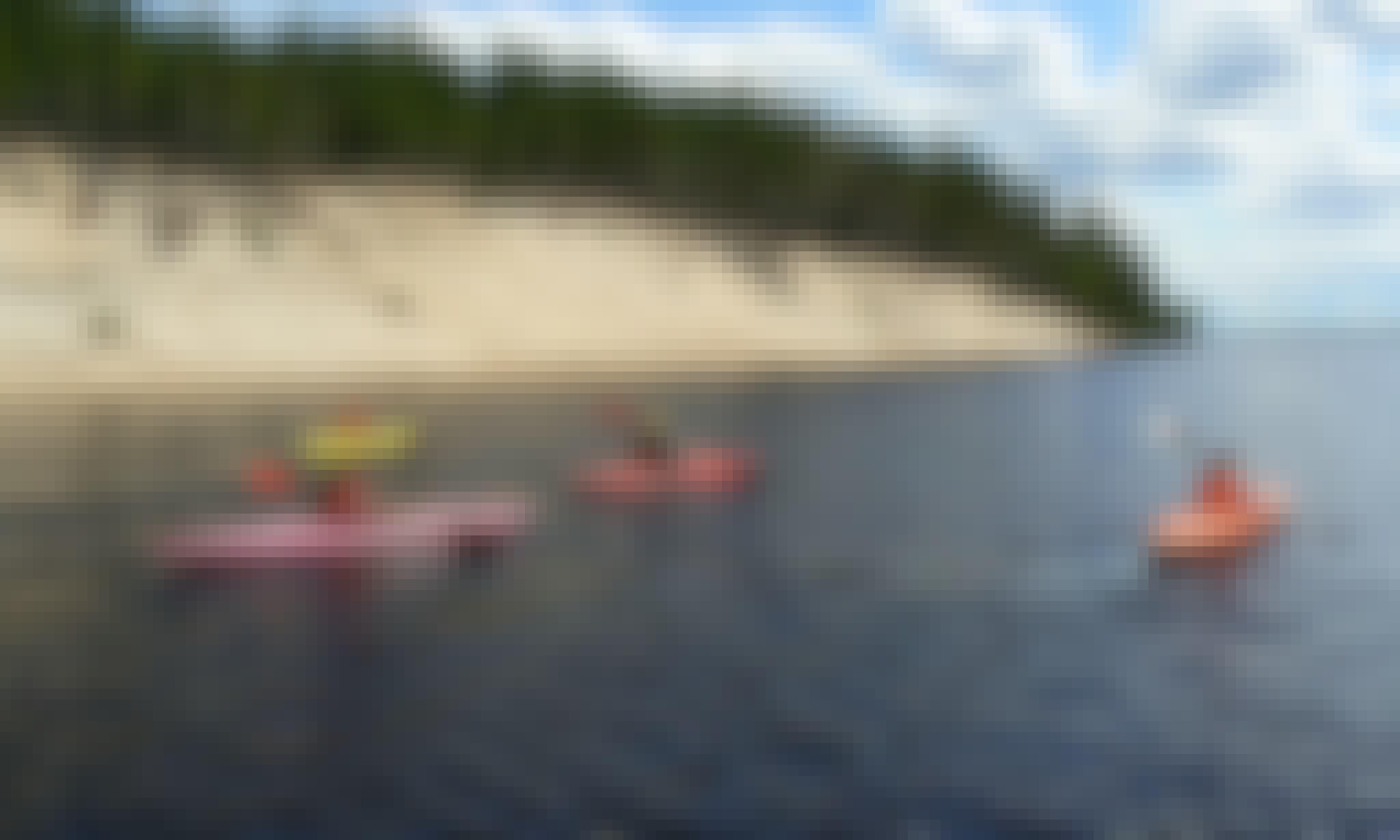 Single Kayak Rental in Kajaani