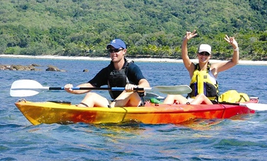 Double Kayak Hire In Gympie