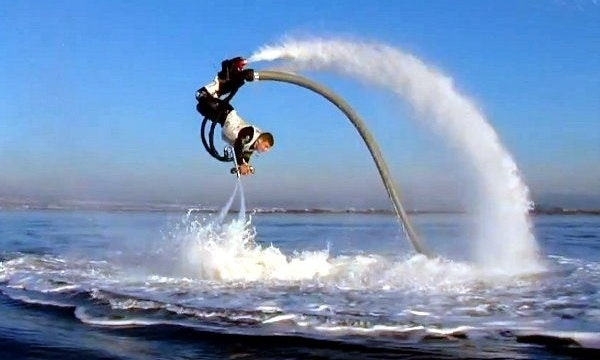 Flyboarding In Canet En Roussillon France Getmyboat