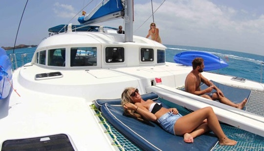 Enjoy And Relax While Sailing In Canarias, Spain