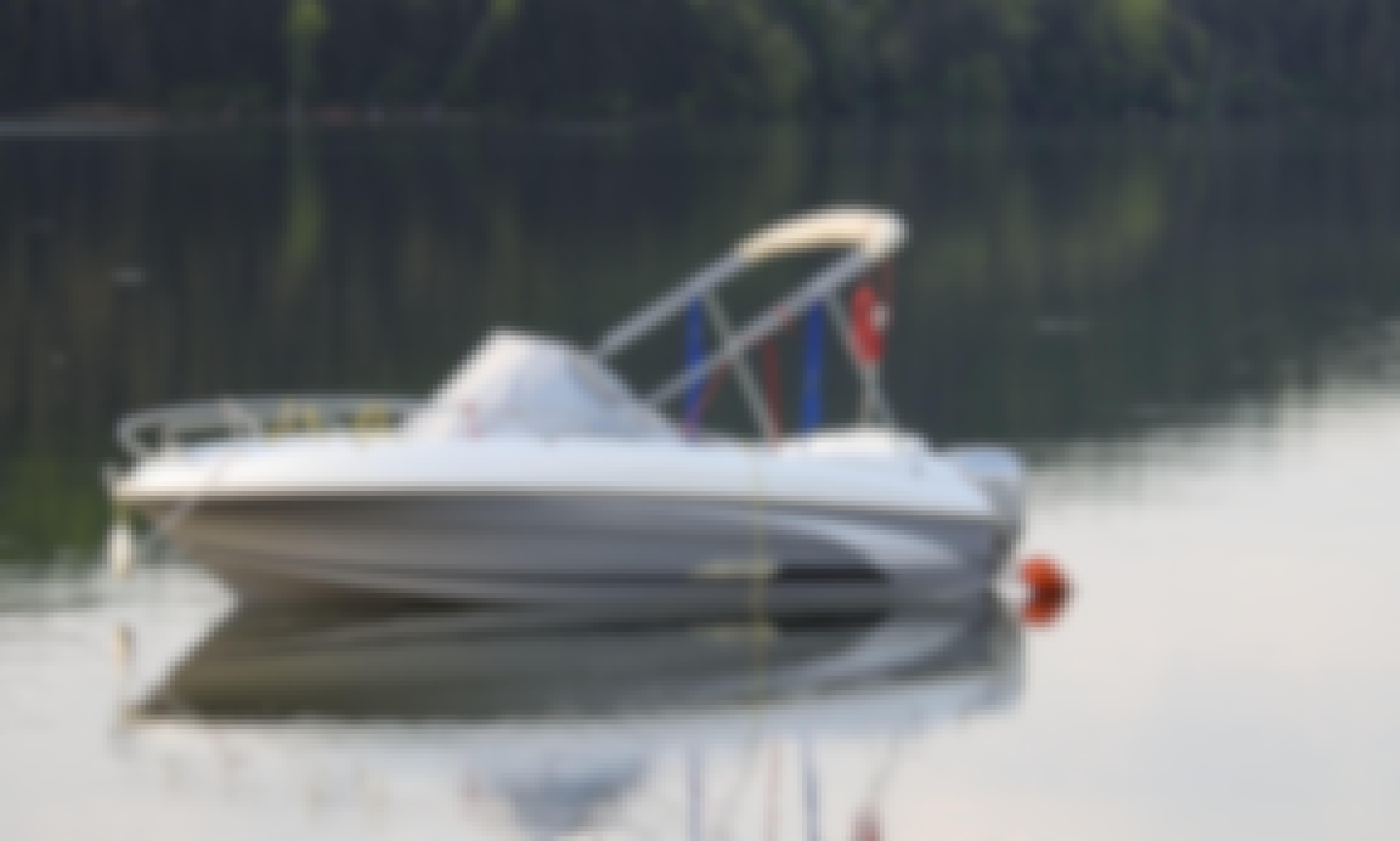 Beneteau Flyer 550 Sund Deck - Honda 90 HP