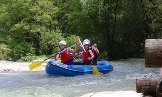Rafting in Bohinjska Bistrica