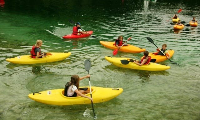 Kayak Tours and Courses in Bohinjska Bistrica