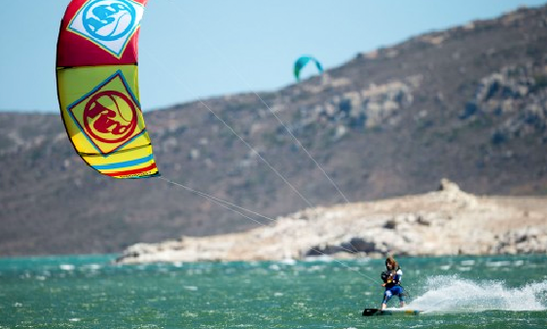 Kiteboarding Lessons In El Médano