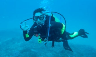 Diving trips in Papeete