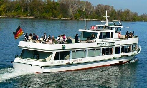 """""""Willy Schneider"""" Boat Charter in Rheingau-Taunus-Kreis"""